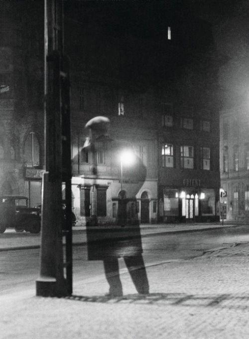 Vaclav Chochola - Noční chodec, 1949 - Pictify - your social art network
