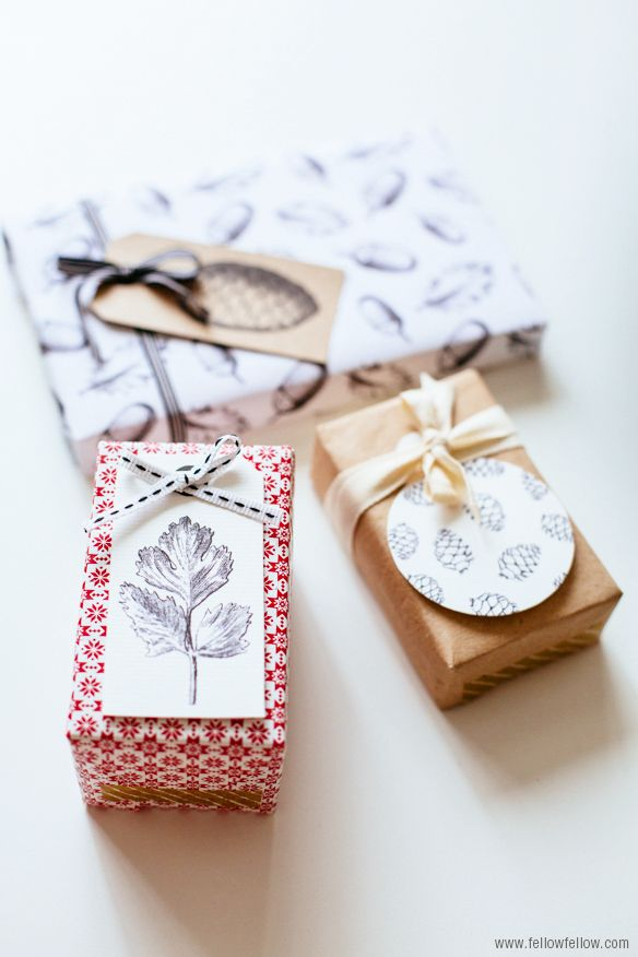 {Freebie} Christmas Gift Tags