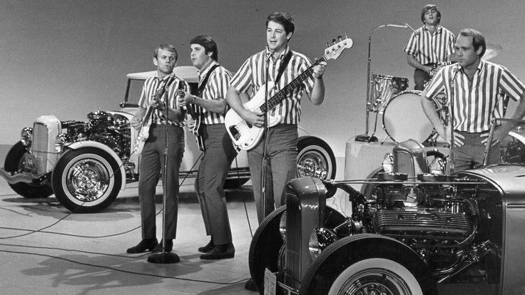 I think I may be the only 16 year old girl to be a huge Beach Boys fan but I don't mind, these guys are amazing.