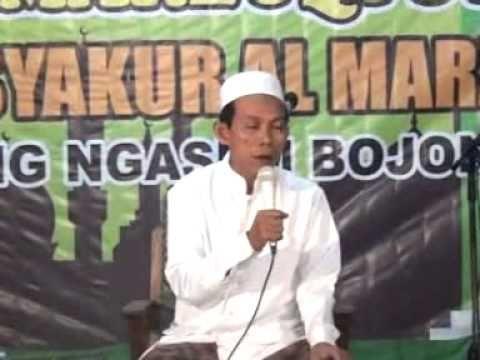 KH Syarofuddin Rembang ( Humoris Berkualitas ) di PP As Syakur Nglingi N...