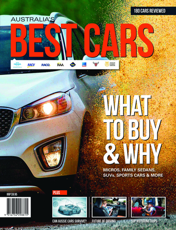 Australia's Best Cars Awards is the most reliable consumer focused car testing and awards program in the country.  The Australia's Best Cars magazine is the most comprehensive new car buying guide available. Anyone buying a car will find the scope, depth and integrity of the independent assessments invaluable. MEMBERS can buy direct at RACV shops for  $5.95 and via iSubscribe for $9.95 (inc. postage). Also available at select newsagents for $9.95. #AustraliasBestCars…