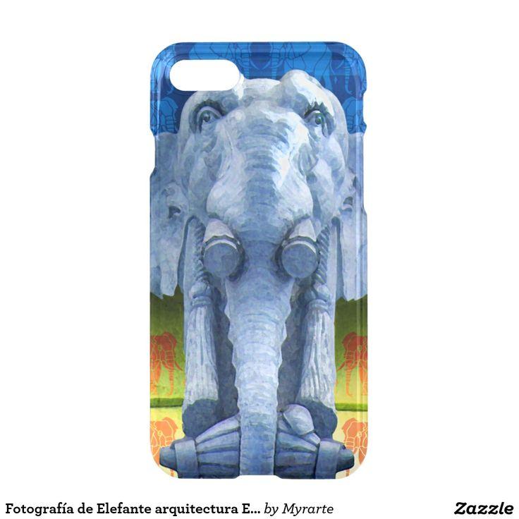 Fotografía de Elefante arquitectura España. Producto disponible en tienda Zazzle. Tecnología. Product available in Zazzle store. Technology. Regalos, Gifts. Link to product: http://www.zazzle.com/fotografia_de_elefante_arquitectura_espana_iphone_7_case-256908612167212279?CMPN=shareicon&lang=en&social=true&rf=238167879144476949 #carcasas #cases #elefante #elephant