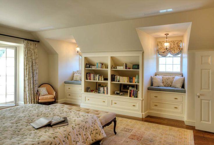 Built-ins for kids room