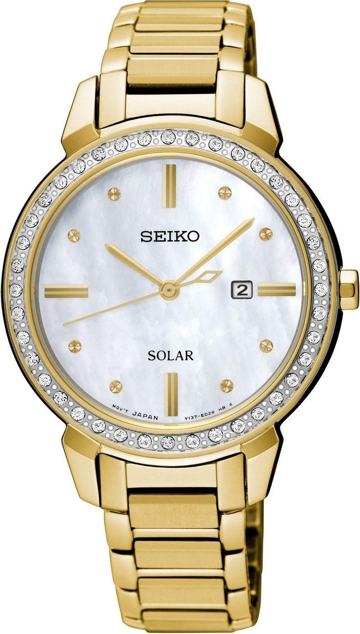 Dámské hodinky Seiko SUT330P1
