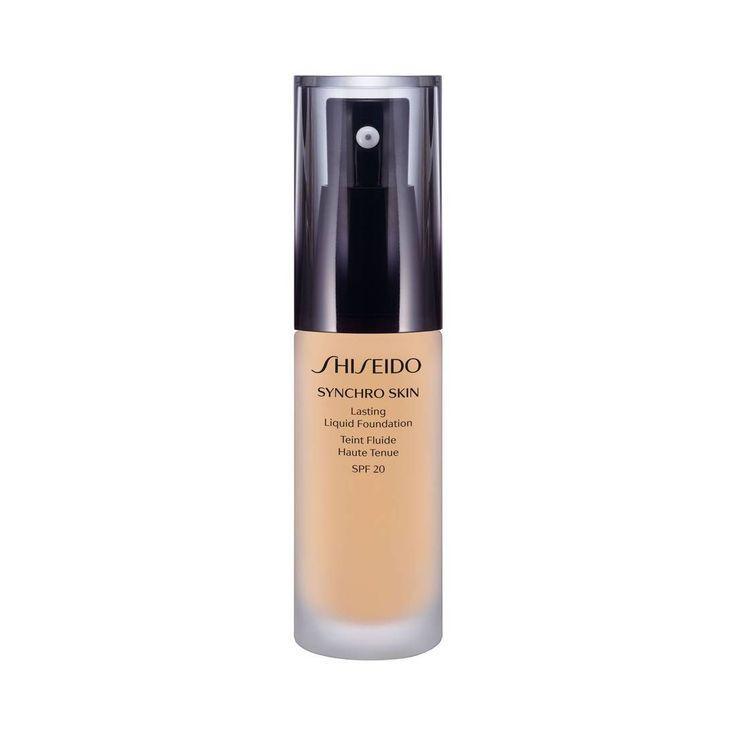 Le fond de teint fluide Synchro Skin, Shiseido, 45 €