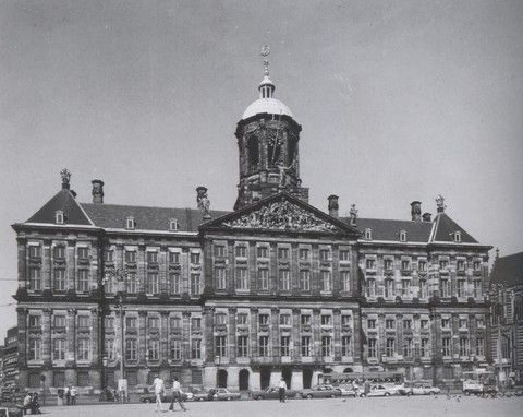 274. (Jacob van Campen) The Royal Palace, Amsterdam [1648]
