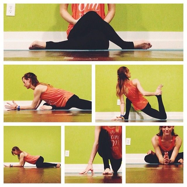 Yin Yoga   Hips   Beautiful Yin Yoga sequence from Nancy Nelson Yoga - PS. Playlist included