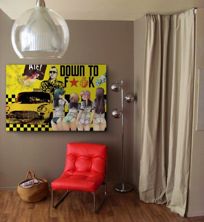 1000 images about tableaux canvas plexi on pinterest factories patrick o 39 brian and king. Black Bedroom Furniture Sets. Home Design Ideas
