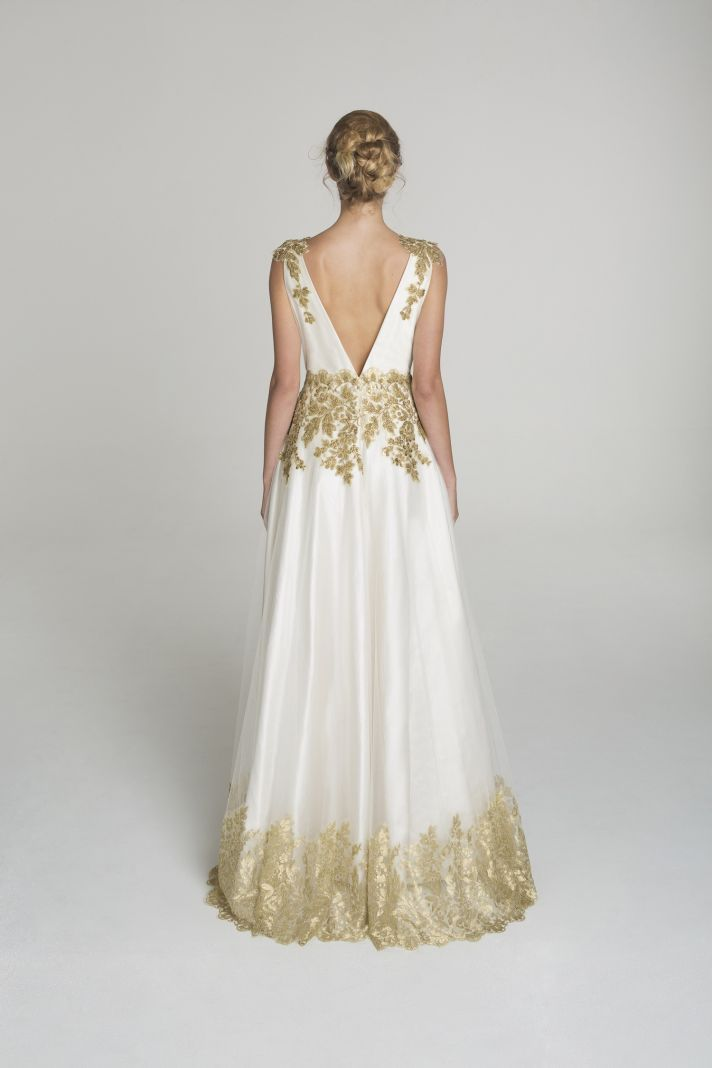 Modern Sophistication from Alana Aoun | OneWed