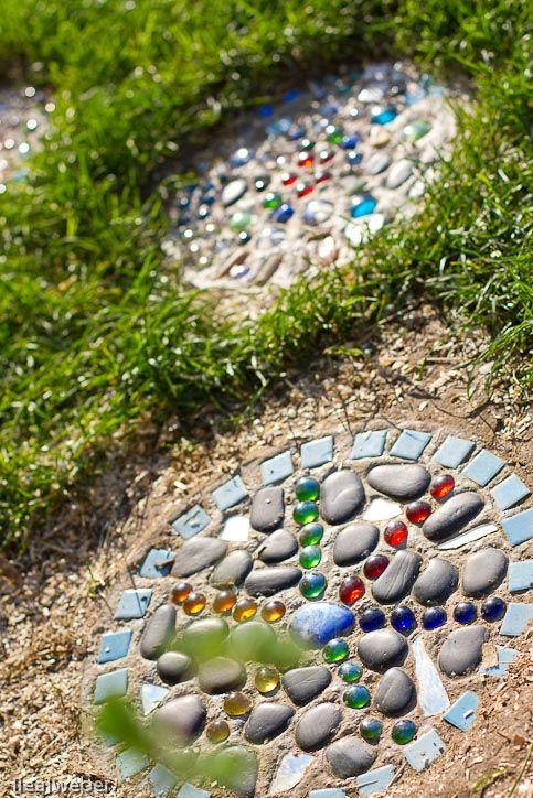 Die besten 25+ Trittsteine Kinder Ideen auf Pinterest - trittplatten selber machen