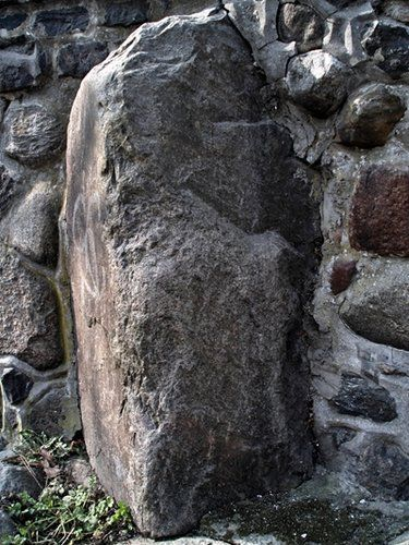Stones, Gdansk, Poland