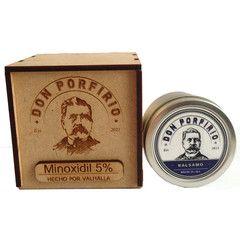 Don Porfirio - Bálsamo de Crecimiento de Barba y Bigote 5% 60g