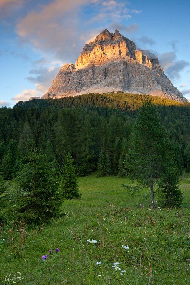 Valzoldana, The Dolomites, Italy ♥ ♥  www.paintingyouwithwords.com