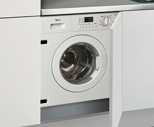 Washer Dryer in one! I like either this or maybe an industrial washer and dryer.