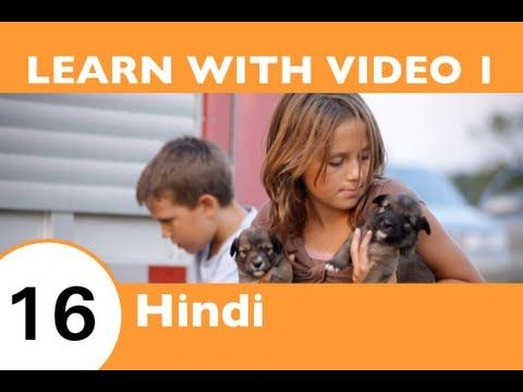 ▶ Learn Hindi with Video - All the Joy of Learning Hindi Begins Right Here! - YouTube