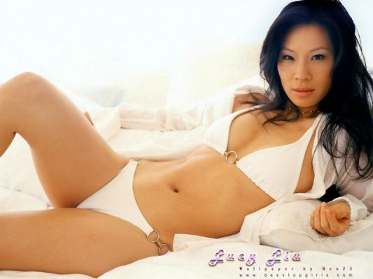 Lucy liu hot секс видео считаю