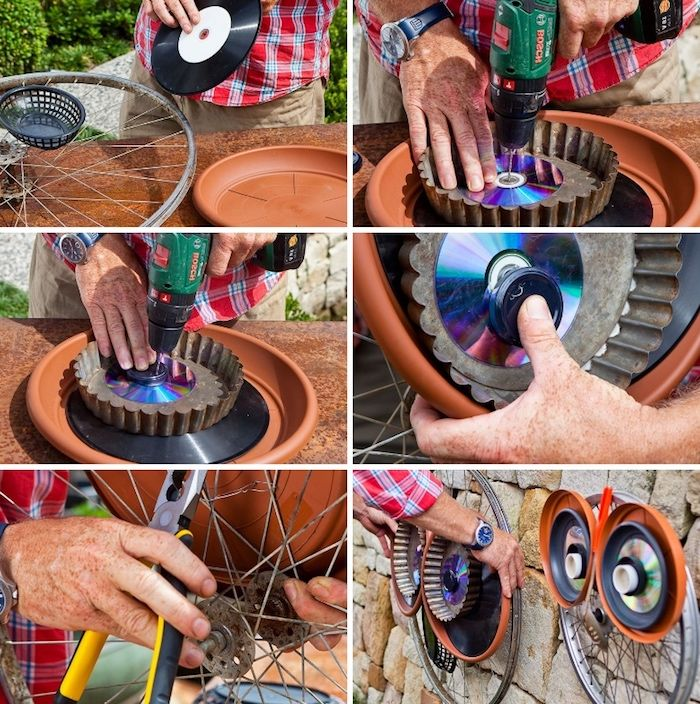 1001 Ideen Wie Sie Eine Gartendeko Selber Machen Gartendeko Selber Machen Garten Deko Selber Machen