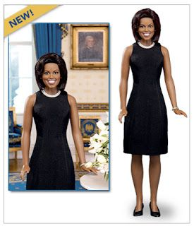 Collecting Fashion Dolls by Terri Gold: Another Michelle Obama Doll!