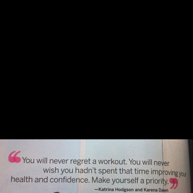 Motivation: Fitness, Motivation