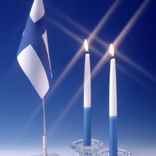 National Independence Day in Finland, 6.12.