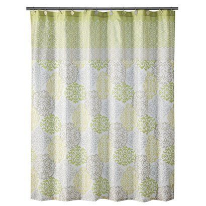 "Baby Curtains? - Gypsy Shower Curtain - 72x72"".Opens in a new window"