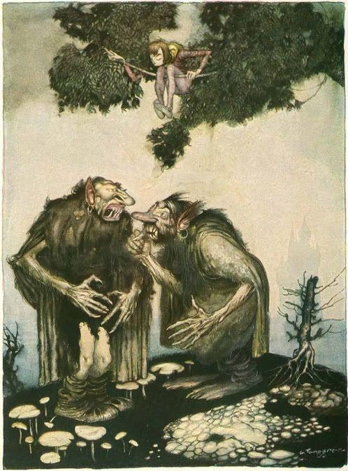 Gustaf Tenggren's Grimm's Fairy Tales