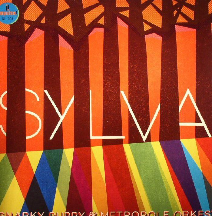 SNARKY PUPPY/METROPOLE ORKEST - Sylva (Impulse)