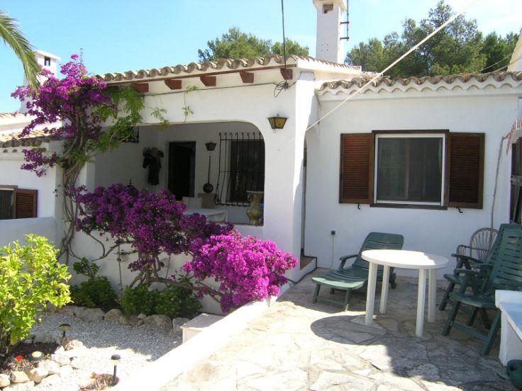 Geschakelde bungalow op 1,5 km van de stad en het strand!!! - moraira | Immoweb ref:5264905