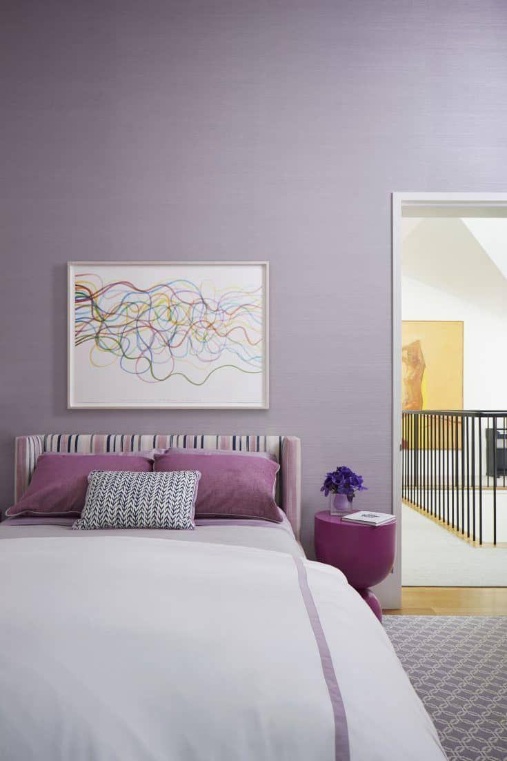 20 Amazing Purple Bedroom Ideas Purple Bedroom Purple Bedrooms Beautiful Bedroom Decor Purple minimalist room decor