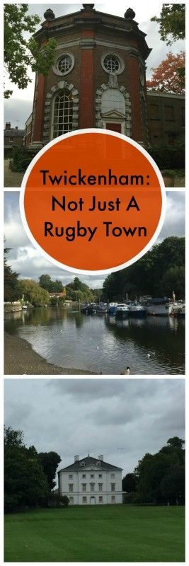What else is there to do in London's Twickenham - other than rugby?