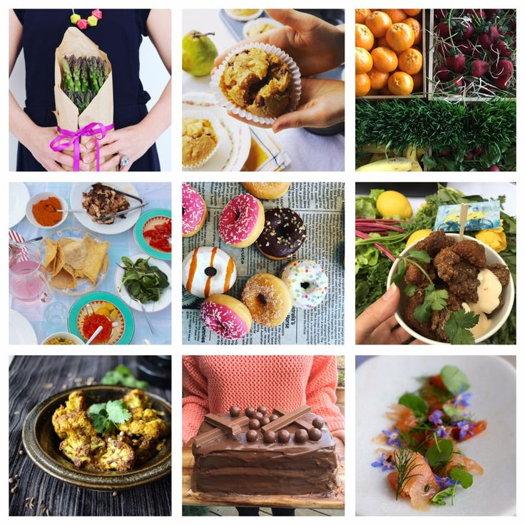 National Food Days Calendar Australia with Dani B from Eat My Street