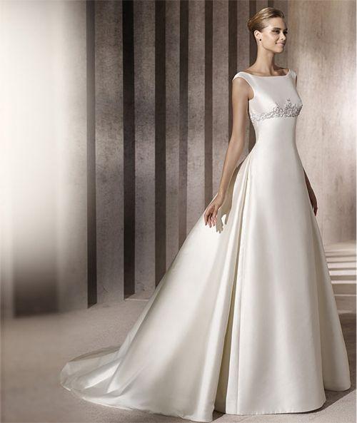 Manuel Mota bridal collection 2012