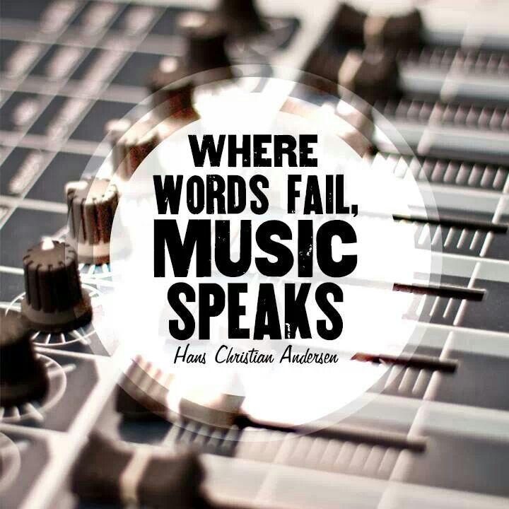 Where Words Fail...