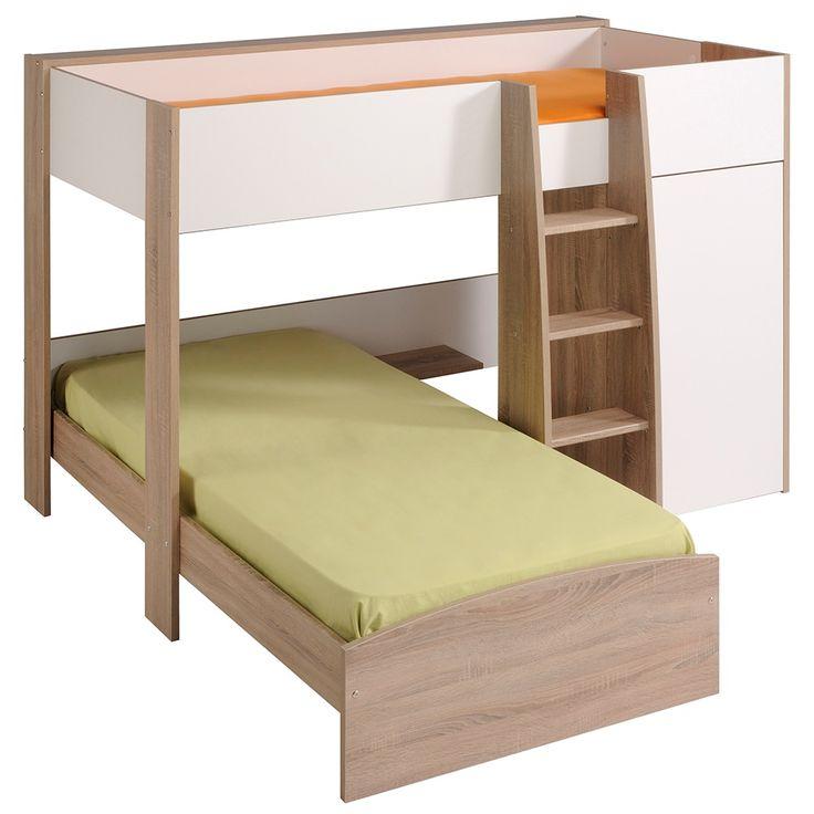 1000 ideas about l shaped bunk beds on pinterest corner bunk beds loft bunk beds and cabin. Black Bedroom Furniture Sets. Home Design Ideas