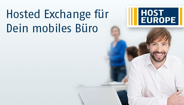 Hosted Exchange von Host Europe für Dein mobiles Büro: https://www.hosteurope.de/E-Mail-Hosting/Hosted-Exchange/  #HostedExchange by #HostEurope (#Host #Europe)