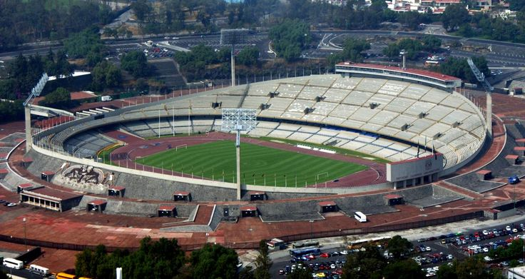Estadio ol mpico universitario el for Puerta 9b estadio universitario