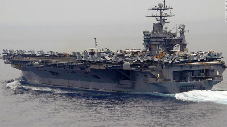 """Top News: """"USA: Iran Unnerves U.S. By Firing Rockets Close To USS Harry S. Truman Carrier"""" - http://www.politicoscope.com/wp-content/uploads/2015/12/USA-Headline-News-Now-USS-Harry-S.-Truman-Carrier.jpg - """"Firing weapons so close to coalition ships and commercial traffic within an internationally recognized maritime traffic lane is unsafe,"""" Kevin Stephen.  on Politicoscope - http://www.politicoscope.com/usa-iran-unnerves-u-s-by-firing-rockets-close-to-uss-harry-s-truman-c"""