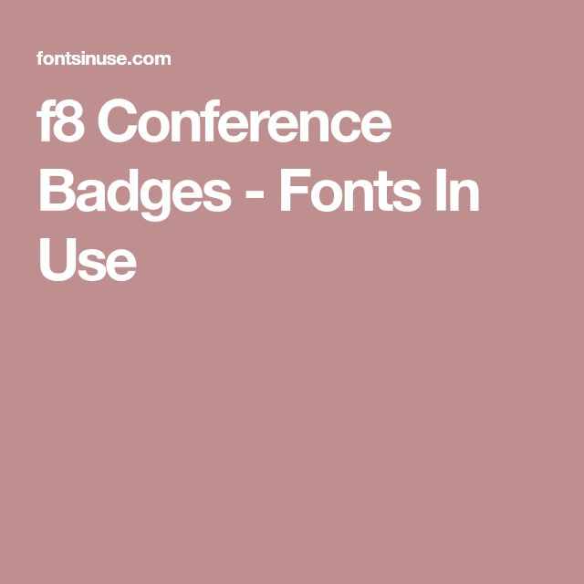 25+ unique Conference badges ideas on Pinterest Conference - conference agenda