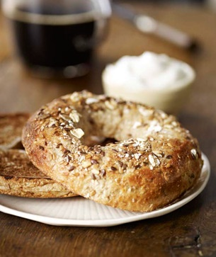 if you like bagels, this is a great one, has a great taste and lots of healthy grains!