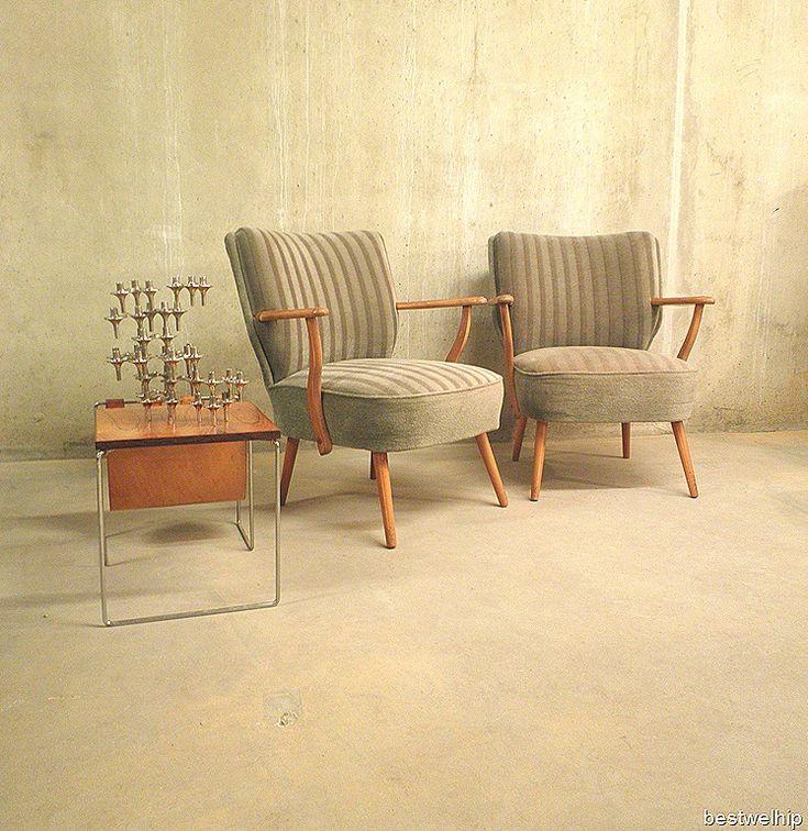 Deense cocktail chair