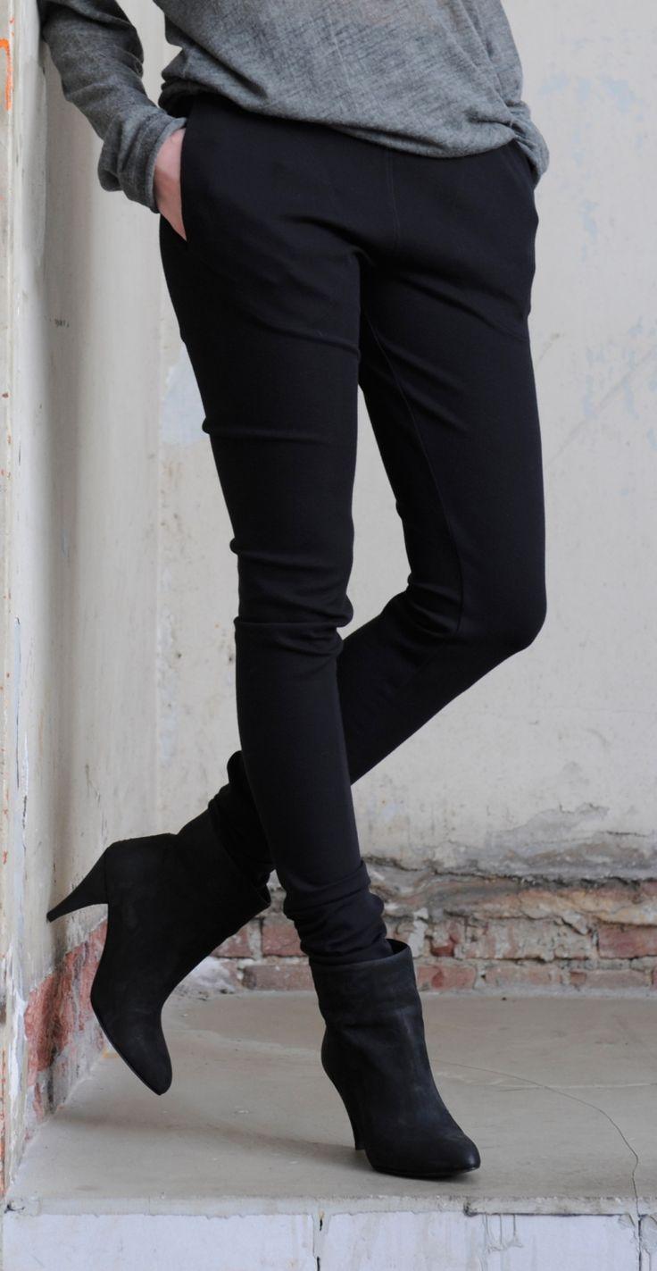 monique van heist legging black sweat