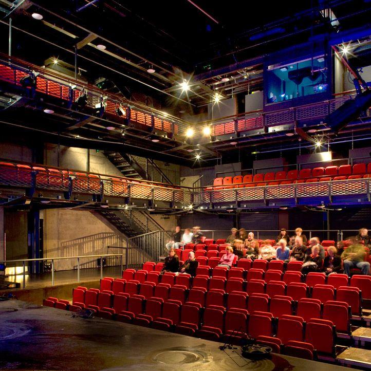 Belgrade Theatre · Projects · Stanton Williams Architects
