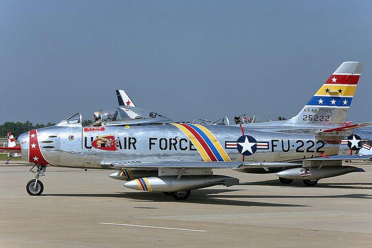 1949, North, American, F 86, Sabre, Aircrafts, Jets, Us