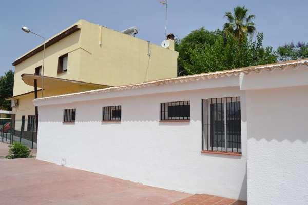 Ampliación del albergue de peregrinos de Guillena, Sevilla