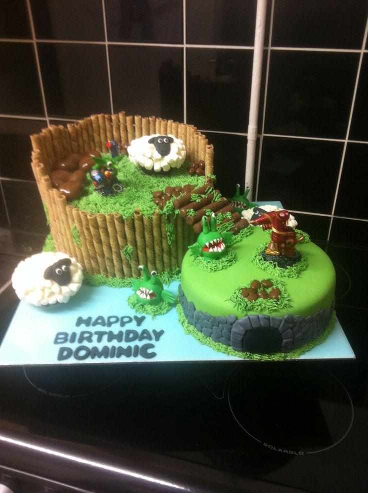 7 best Dinhs Cakes images on Pinterest Cake designs Cake