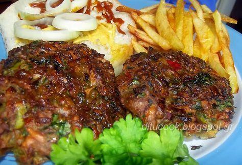 Γευστικές απολαύσεις από σπίτι: Μπιφτέκια λαχανικών