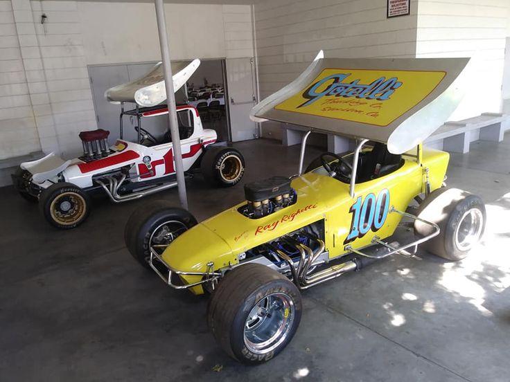 Pin by Ernie Souza on Johnny Brazil Sprint car racing