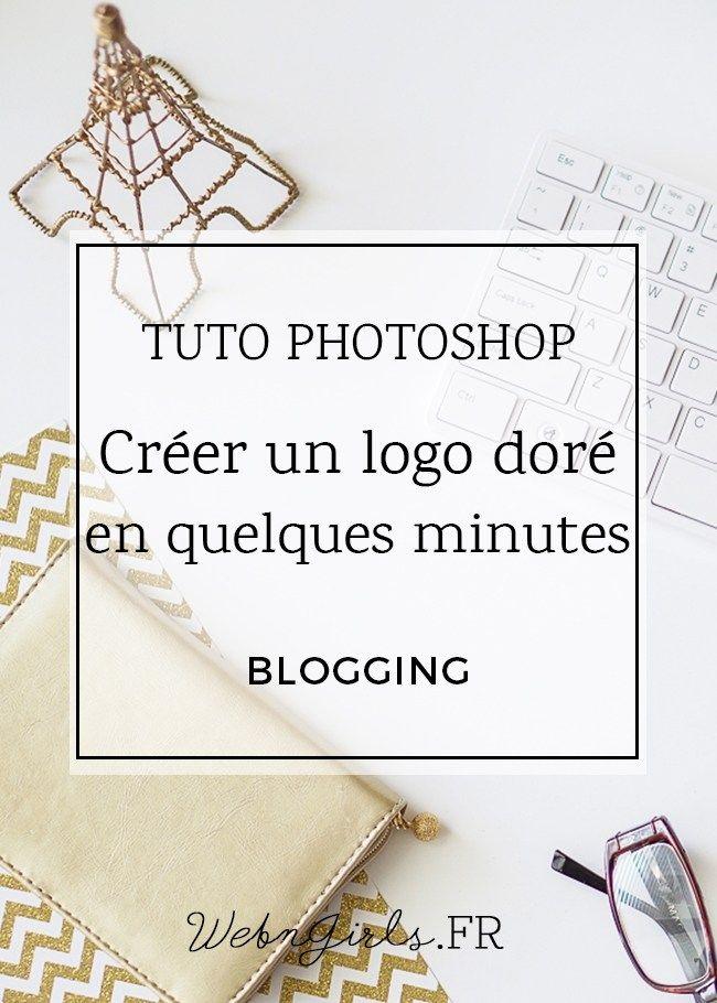 Créer un logo pour son blog, cela peut paraître difficile. Toutefois, avec les bons outils et un peu de patience, on peut créer un logo simple et joli en quelques minutes. Voici un petit tutoriel dans lequel je vous montre comment créer un logo doré, façon badge, avec Pixlr (outil gratuit) ou Photoshop. Au travail! …