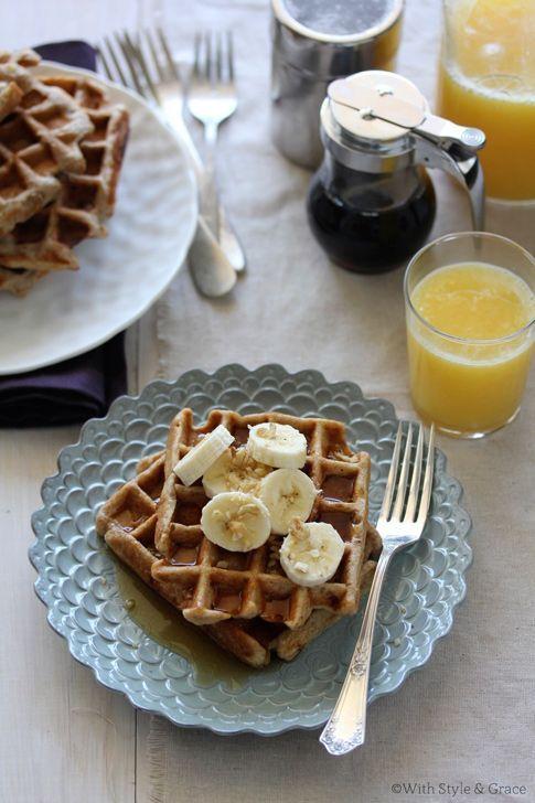 banana bread #cooking guide / Muzlu Waffle