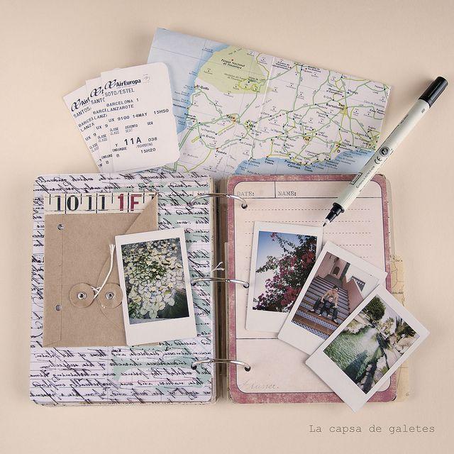 Keeping A Scrapbook Journal